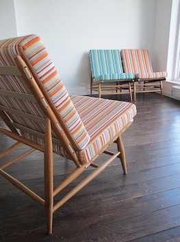 Model 427 Lounge Chairs By Lucien Ercolani For Ercol