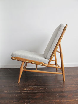 Model 427 Lounge Chair By Lucien Ercolani For Ercol Uk