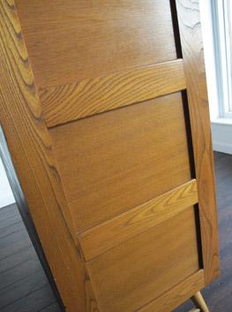 Elm Beech Cabinet By Ercol