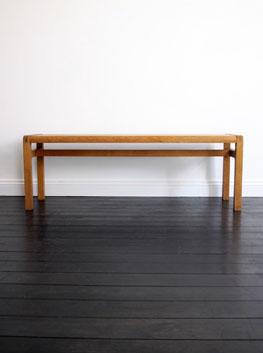 Oak Radius Bench By Simon Pengelly For Habitat