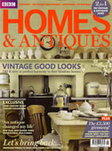 bbc homes & antiques press article