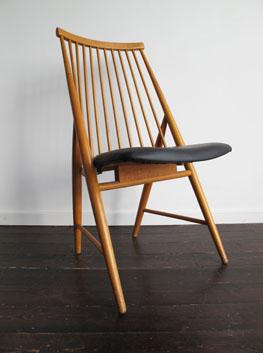 Flamingo Chairs By Thea Leonard For Nassjo Stolefabrik