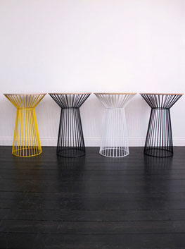 Black steel white ply wire side table 3g textured ply steel tulip side table keyboard keysfo Image collections