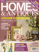 bbc homes & antiques press article get the look september 2011